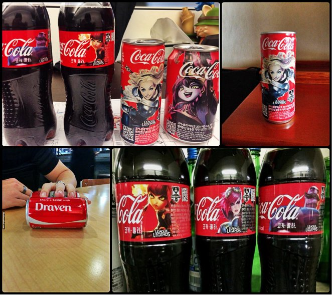 share a coke with league of legends