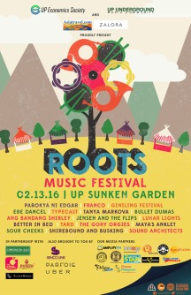 UP FAIR SATURDAY - ROOTS