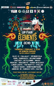 UP FAIR THURSDAY - ELEMENTS
